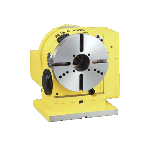 rotary table 200mm back fanuc